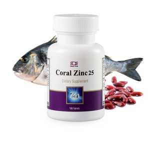 Coral Zinc 25
