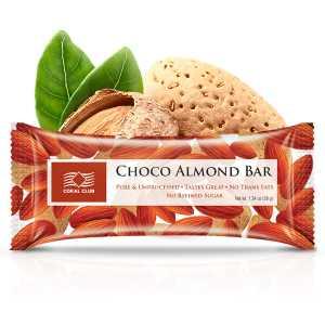 Choko Almonds Bar