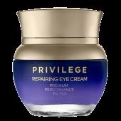 Privilege Cremă regeneratoare pentru pielea din jurul ochilor cu extract și unt de cafea
