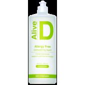 Alive D Soluţie concentrată hipoalergenă pentru spălarea vaselor