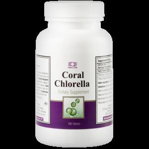 Coral Chlorella