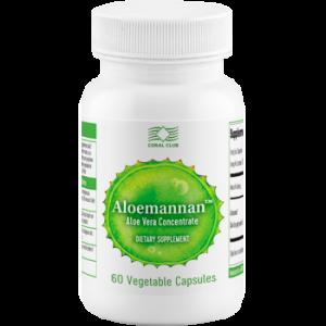Aloemannan