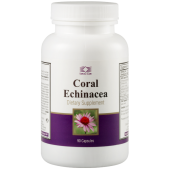 Coral Echinacea
