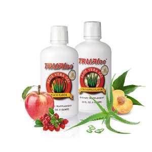TruAloe Cranapple flavor