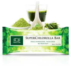 SuperChlorella Bar